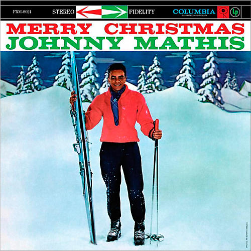 RED Johnny Mathis - Merry Christmas