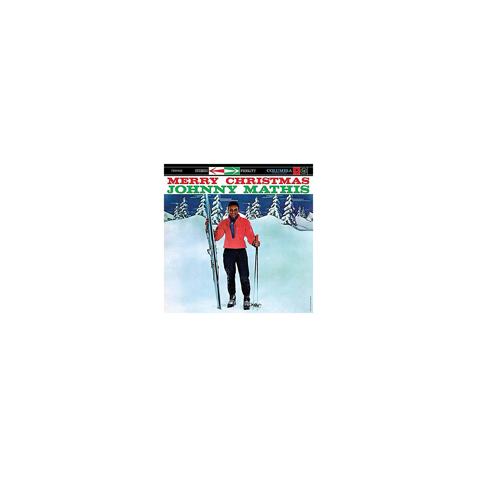 Alliance Johnny Mathis - Merry Christmas