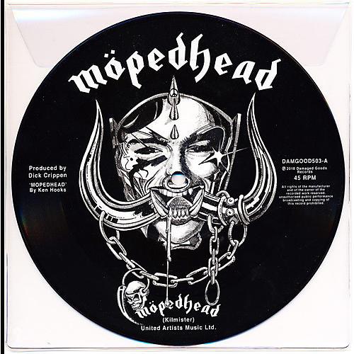 Alliance Johnny Moped - Motorhead