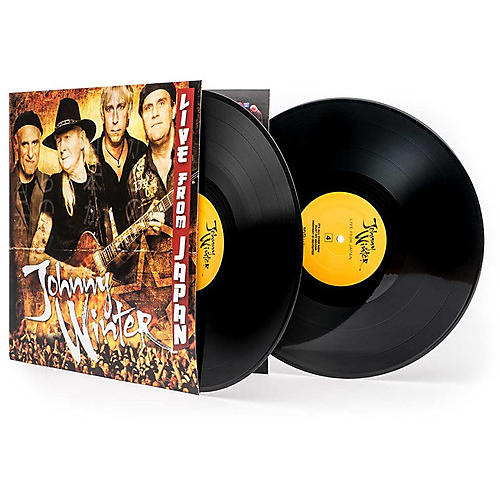 Alliance Johnny Winter - Live from Japan