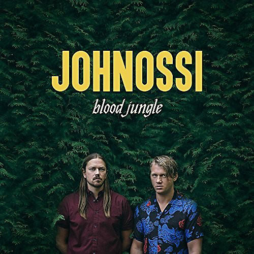 Alliance Johnossi - Blood Jungle