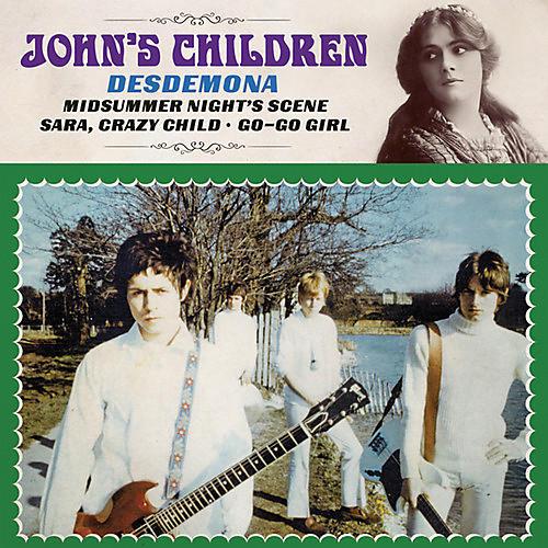 Alliance John's Children - Desdemona