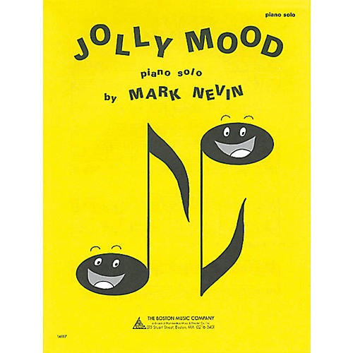 Music Sales Jolly Mood Music Sales America Series