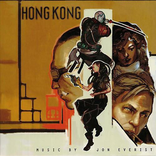 Alliance Jon Everist - Shadowrun: Hong Kong (Original Soundtrack)