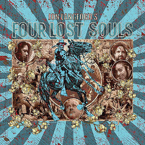 Alliance Jon Langford - Four Lost Souls
