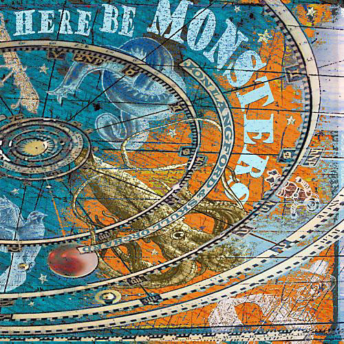 Alliance Jon Langford - Here Be Monsters