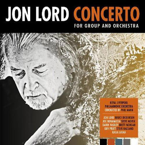 Alliance Jon Lord - Concerto For Group and Orchestra