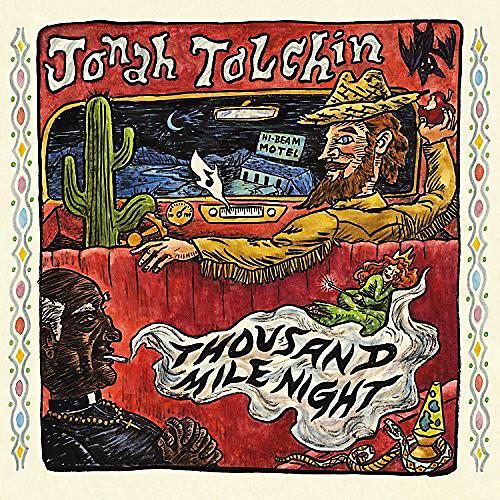Alliance Jonah Tolchin - Thousand Mile Night