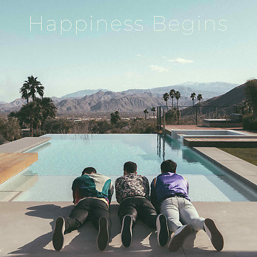Alliance Jonas Brothers - Happiness Begins