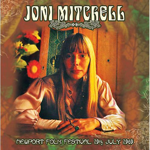 Alliance Joni Mitchell - Newport Folk Festival 19th July 1969