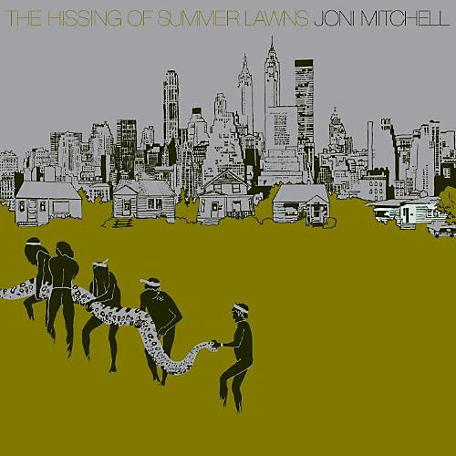 Alliance Joni Mitchell - The Hissing Of Summer Lawns