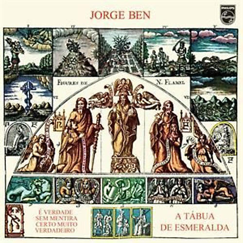 Alliance Jorge Ben - A Tabua De Esmeralda