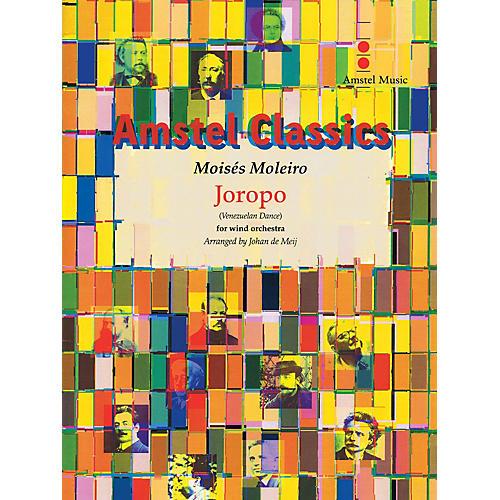 Hal Leonard Joropo (Moisés Moleiro) Concert Band Arranged by Johan de Meij