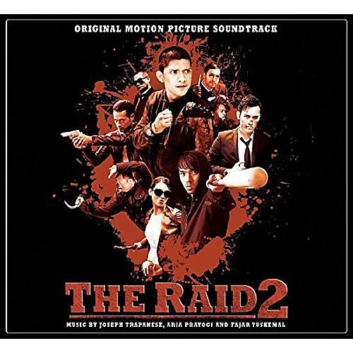 Alliance Joseph Trapanese - Raid 2 (Original Soundtrack)