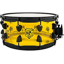 SJC Drums Josh Dun Acrylic Crowd Snare Drum