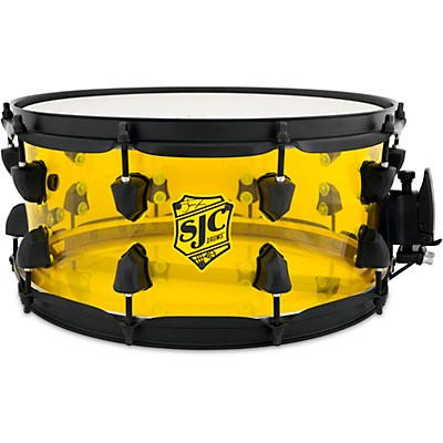 SJC Drums Josh Dun Acrylic Crowd Snare Drum
