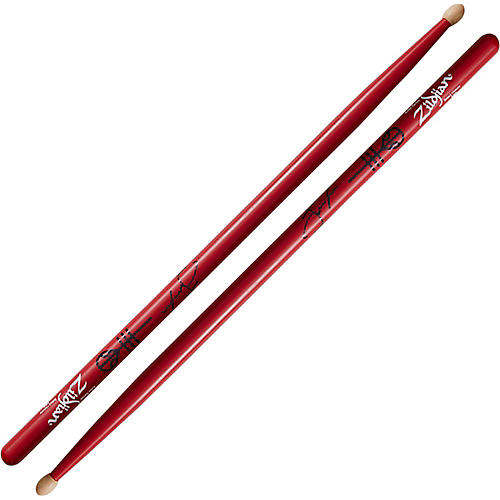 zildjian josh dun artist series drum sticks wood musician 39 s friend. Black Bedroom Furniture Sets. Home Design Ideas