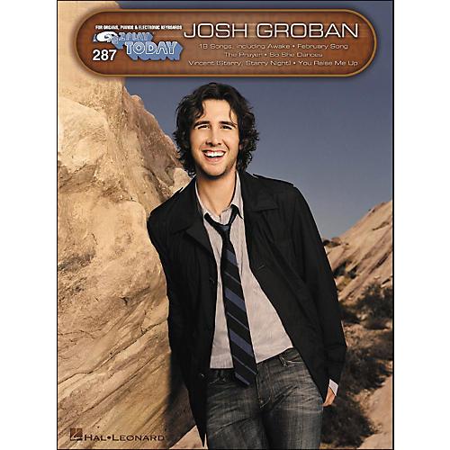 Hal Leonard Josh Groban E-Z Play 287