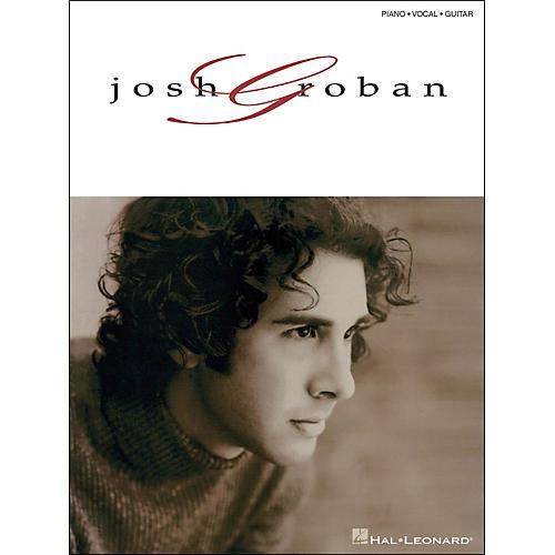 Hal Leonard Josh Groban arranged for piano, vocal, and guitar (P/V/G)