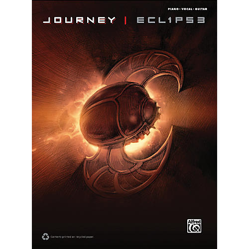 Alfred Journey - Eclipse Piano/Vocal/Guitar Book