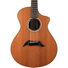 Breedlove Journey Concert FS Salvaged Redwood/Brazilian Rosewood Acoustic-Electric Guitar