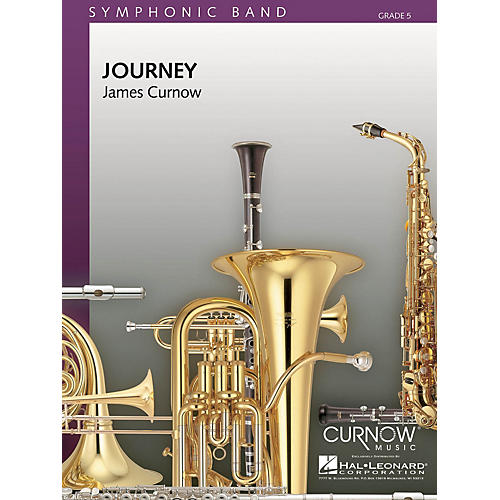 Curnow Music Journey (Grade 5 - Score Only) Concert Band Level 5 Composed by James Curnow