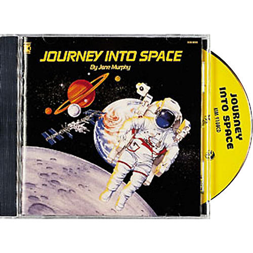Kimbo Journey Into Space CD/Guide