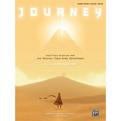 Alfred Journey: Sheet Music Selections from the Original Video Game Soundtrack Book
