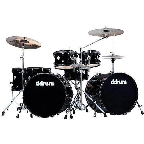Ddrum Journeyman Double Down 7-Piece Drum Kit