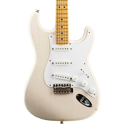 Fender Custom Shop Journeyman Relic Eric Clapton Signature Stratocaster Electric Guitar Master Built by Todd Krause