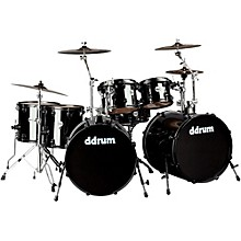 Ddrum Journeyman2 Double Bass 7-Piece Drum Set