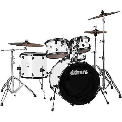 Ddrum Journeyman2 Series Player 5-piece Drum Kit with 22 in. Bass Drum