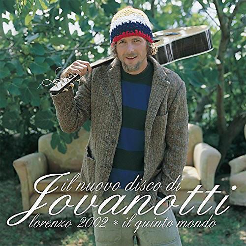 Alliance Jovanotti - Lorenzo 2002: Il Quinto Mondo