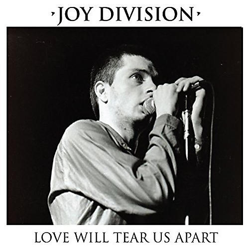 Alliance Joy Division - Love Will Tear Us Apart