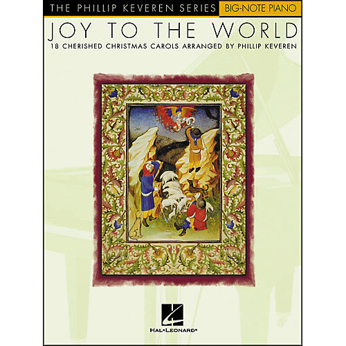 Hal Leonard Joy To The World - The Phillip Keveren Series for Big Note Piano