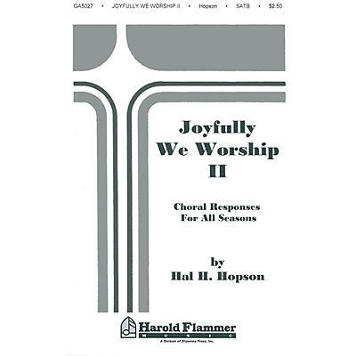 Shawnee Press Joyfully We Worship - Volume 2 SATB