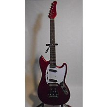 Jay Turser Jt-mg2-car Solid Body Electric Guitar