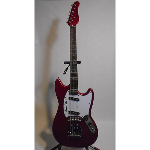 Jt-mg2-car Solid Body Electric Guitar
