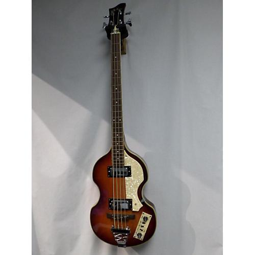 Jay Turser Jtb2b Electric Bass Guitar 2 Color Sunburst