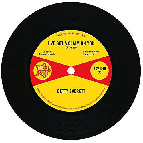Alliance Juanita Nixon & Betty Everett - I've Got a Claim on You/Stop Knockin'