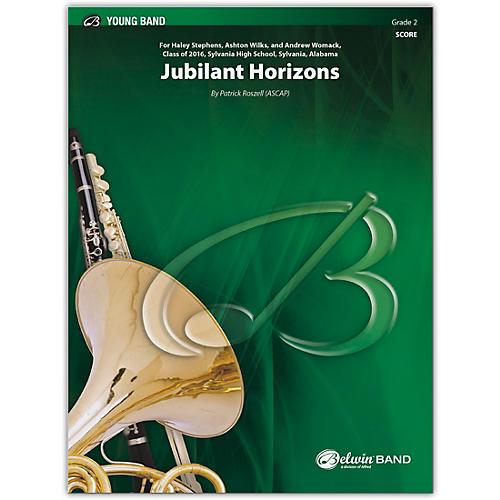 BELWIN Jubilant Horizons Conductor Score 2 (Easy)