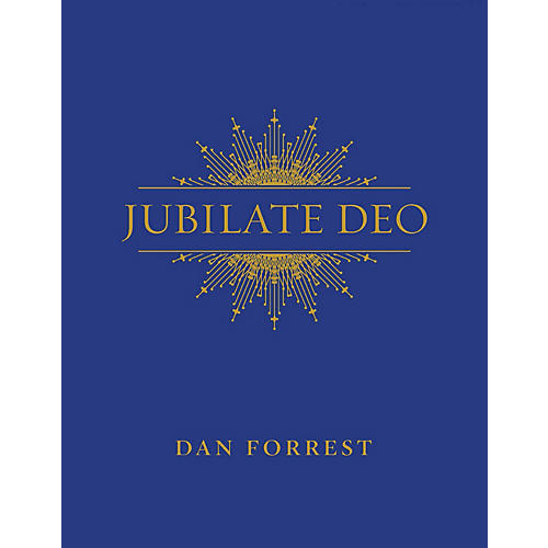 Hinshaw Music Jubilate Deo Full Score Composed by Dan Forrest