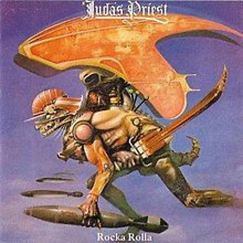 Alliance Judas Priest - Rocka Rolla