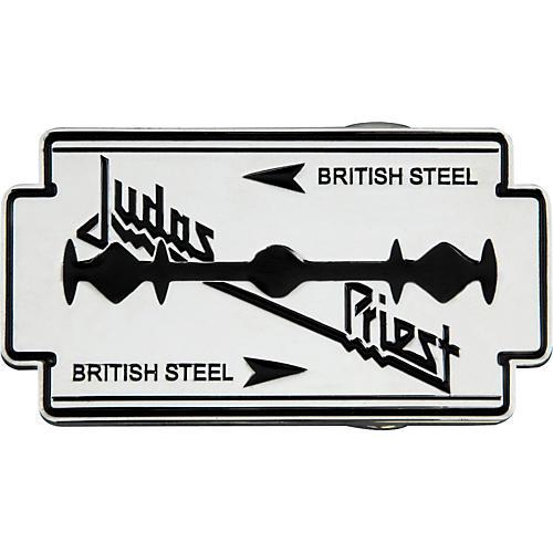Bravado Judas Priest British Steel Belt Buckle