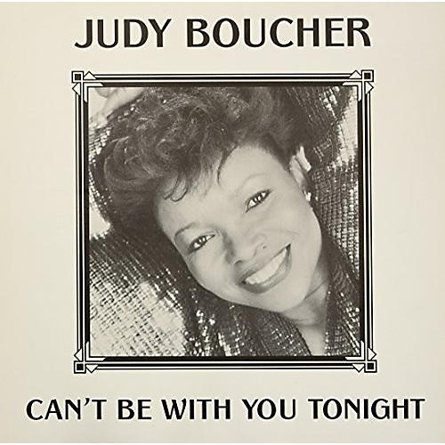 Alliance Judy Boucher - Can't Be With You Tonight
