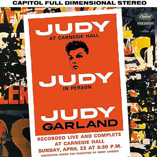 Alliance Judy Garland - Judy at Carnegie Hall