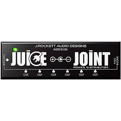 Rockett Pedals Juice Joint Power Distributor