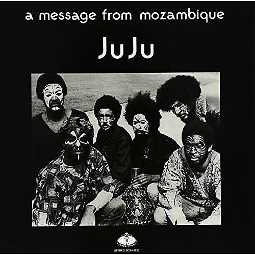 Alliance Juju - A Message From Mozambiqe