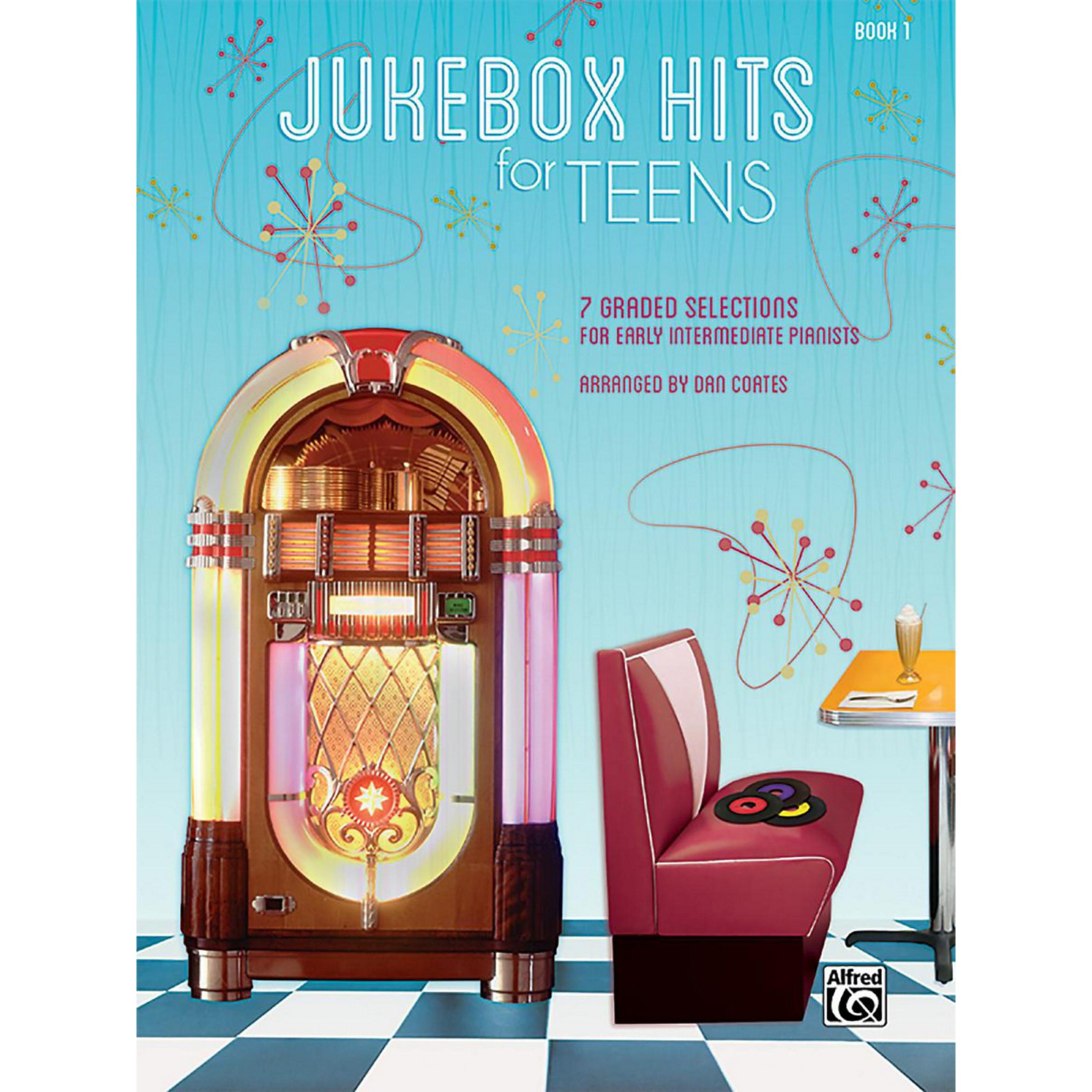 Alfred Jukebox Hits for Teens Book 1 Early Intermediate Songbook