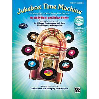 Alfred Jukebox Time Machine CD Kit Book & Enhanced CD Grades 4 & up